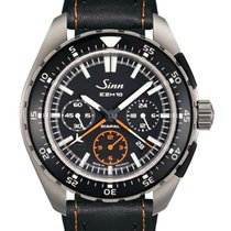 Sinn EZM 10 TESTAF Pilot Chronograph NEW