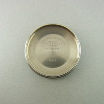 Rolex Oyster Perpetual Date Deckel Ref. 1002 Steel Case Back...