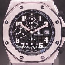 Audemars Piguet Royal Oak Offshore Chrono steel full set &...