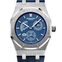 Audemars Piguet Royal Oak Dual Time 26124ST.OO.D018CR.01