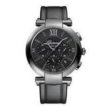 Chopard 388549-3007 Imperiale Chrono All Black - DLC Steel on...