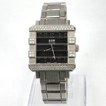 RSW Gent's Dress-watch 6930 with 82 Diamonds