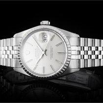 Rolex Datejust (36mm) Ref.: 16030 mit silbernem Zifferblatt...