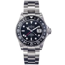 Davosa Swiss Ternos Professional TT GMT 16157150 Automatic...