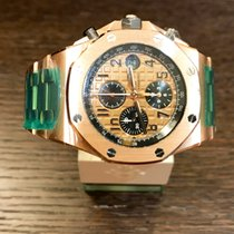 Audemars Piguet Royal Oak Offshore Chronograph Rosegold 26470.OR