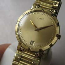 Piaget Dancer 15121K81 Quartz 18k Yellow Gold