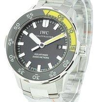 IWC IW3568-01 Aquatimer Automatic 2000 - Steel on Bracelet...