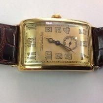 Patek Philippe Rare vintage Curvex 1926 18k yellow gold