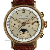 Record watch Geneve Chrono Volkalender Vintage