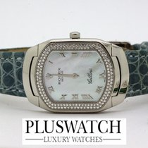 Rolex Cellini White Gold Diamond Ser . K 6691