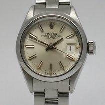 """ロレックス (Rolex) """"Oyster Perpetual Date"""" Lady. 6916. Year..."""