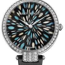 Harry Winston Premier Feathers Ladies Quartz 36mm prnqhm36ww011