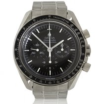 Omega Speedmaster Moonwatch Stainless Steel 2001