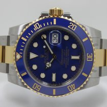 Rolex Submariner 116613LB Flat Blue NOS