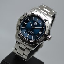 TAG Heuer Aquaracer 300M Blue 40mm WAP1112 EU Full Set 1 year...