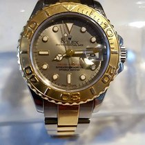 Rolex Yacht-Master, Gold/Steel, Full Set, 69623, 29mm