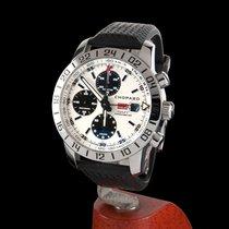 Chopard Mille Miglia GMT Alfa Romeo Steel Chronograph