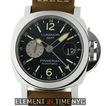 Panerai Luminor Collection Luminor GMT Stainless Steel 44mm...
