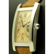 Cartier | Tank  Americaine, Special Edition 1997 Hong Kong,...