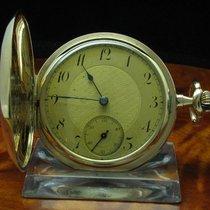 14kt 585 3 Deckel Gold Savonette Sprungdeckel Taschenuhr