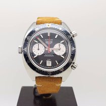 Heuer Autavia Chronograph issued for Israel Military  IDF
