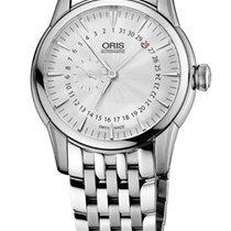 Oris Artelier Pointer Date Steel Bracelet