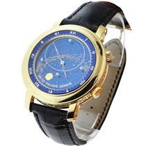 Patek Philippe 5102J-001 Celestial Ref 5102J in Yellow Gold...