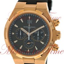 Vacheron Constantin Overseas Chronograph, Brown Dial - Rose...