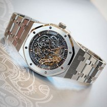 Audemars Piguet Royal Oak Double Balance Wheel Openworked Watch