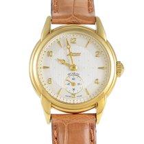 Lorenz Lady Anniversaire Yellow Gold Quartz Watch 16553AD