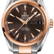 Omega Aqua Terra Annual Calendar 39mm 231.20.39.22.06.001