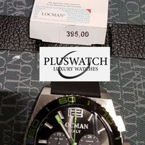 Locman STEALTH Mare Quartz Chronograph  Black Dial G