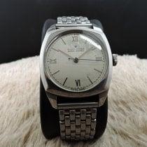 劳力士  (Rolex) OYSTER 4647 Military with Silver Roman Dial and...