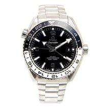 歐米茄 (Omega) Seamaster Stainless Steel Black Automatic 215.30.4...