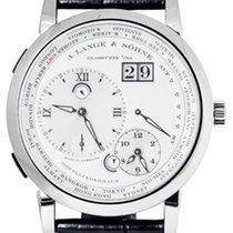 A. Lange & Söhne Lange 1 Time Zone White Gold