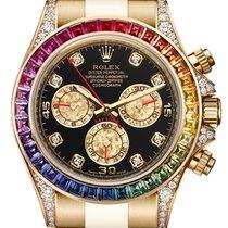 롤렉스 (Rolex) Rolex Daytona Yellow Gold Rainbow 116598 RBOW