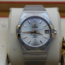 Omega 123.20.38.21.02.004  Constellation Co-Axial Automatic...