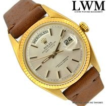 Rolex Day-Date 1803 President yellow gold 18 KT silver dial Full
