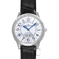 Jaeger-LeCoultre Rendez-Vous Date White MOP Stainless Steel/Le...