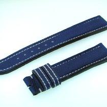 Breitling Band 18mm Neo Blau Blue Azul Strap Correa Für...