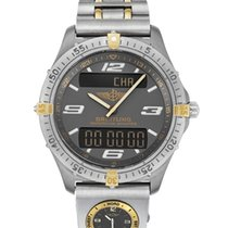 Breitling Aerospace UTC Titanium and Yellow Gold