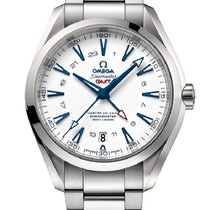 Omega Seamaster Aqua Terra 150M Master Co-Axial GMT 43mm...