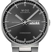 Mido Commander II Gent Automatik M014.430.11.061.00