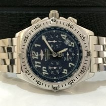 Breitling Windrider Chronoracer Rattrapante