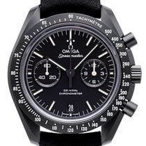 Omega Speedmaster Moonwatch Dark Side Pitch Black