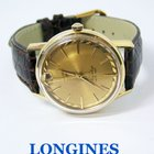 Longines Solid 18k FLAGSHIP Automatic Watch 2508 1960's...