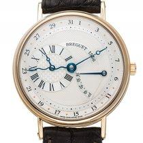 Breguet Regulator Gangreseve 18kt Gelbgold Automatik Armband...