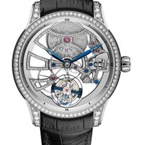 Ulysse Nardin Classic Skeleton Tourbillon 18K White Gold...