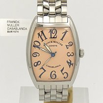 Franck Muller Casablanca Ladies Watch With Pink Dial 31mm On...