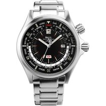 Ball Watch Herrenuhr Engineer Master II Diver Worldtime...